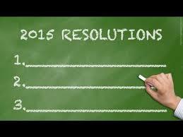 Tiendrez-vous vos résolutions?
